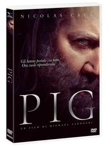 Film Pig (DVD) Michael Sarnoski