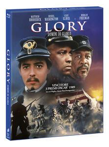 Film Glory. Uomini di gloria (Blu-ray) Edward Zwick