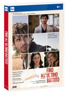 Film Fino all'ultimo battito. Serie TV ita (3 DVD) Cinzia TH Torrini