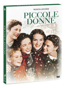 Film Piccole donne 1994 (DVD) Gillian Armstrong