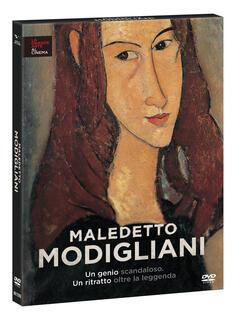 Film Maledetto Modigliani (DVD) Valeria Parisi