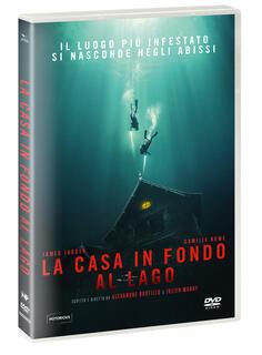 Film La casa in fondo al lago (DVD) Alexandre Bustillo Julien Maury