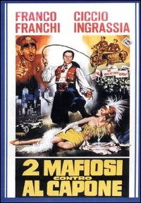 Locandina Due mafiosi contro Al Capone