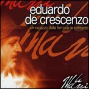 Le mani - CD Audio di Eduardo De Crescenzo
