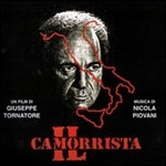 Cover CD Il camorrista