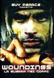 Cover Dvd Woundings - La guerra nei corpi