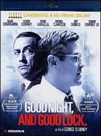 Cover Dvd Good Night, and Good Luck