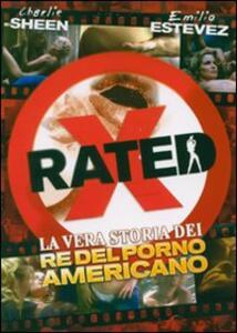 Rated X di Emilio Estevez - DVD