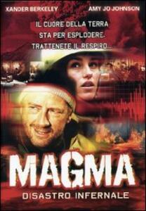 Magma di Ian Gilmore - DVD