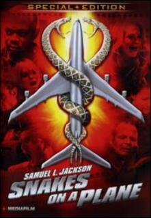 Snakes on a Plane di David R. Ellis - DVD