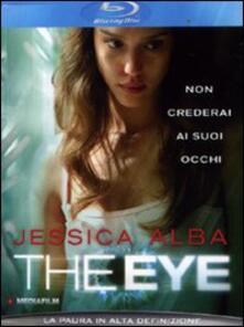 The Eye di Xavier Palud,David Moreau - Blu-ray