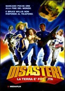 Disaster! di Roy T. Wood - DVD