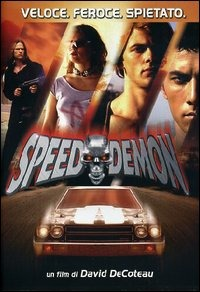 Locandina Speed Demon