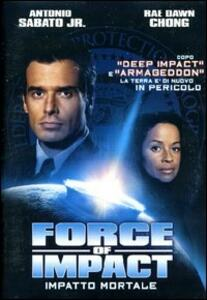 Force of Impact di Sam Irvin - DVD
