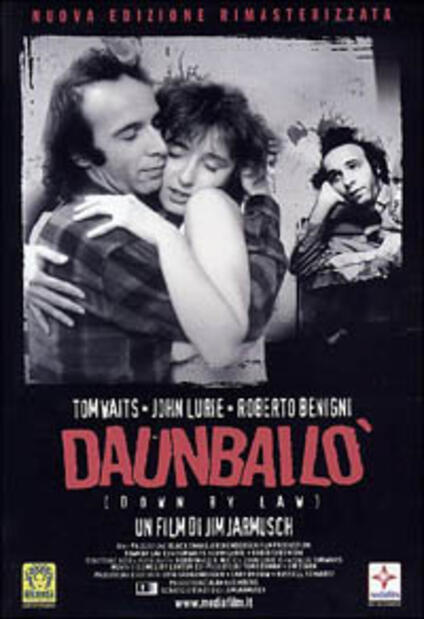 Daunbailò (DVD) di Jim Jarmusch - DVD