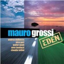Eden - CD Audio di Mauro Grossi