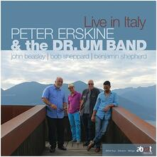 Live in Italy (Limited 180 gr. Edition) - Vinile LP di Peter Erskine