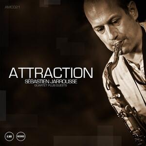 CD Attraction Sebastien Jarrousse