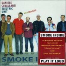 Smoke Inside - CD Audio di Daniele Cavallanti