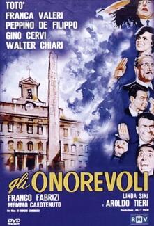Gli onorevoli (DVD) di Sergio Corbucci - DVD