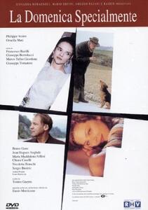 La domenica specialmente di Francesco Barilli,Marco Tullio Giordana,Giuseppe Bertolucci,Giuseppe Tornatore - DVD