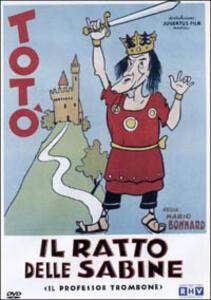 Il ratto delle Sabine di Mario Bonnard - DVD