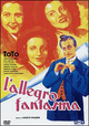 Cover Dvd DVD L'allegro fantasma