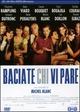 Cover Dvd Baciate chi vi pare