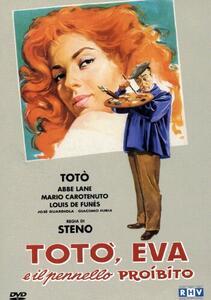 Totò, Eva e il pennello proibito di Steno - DVD