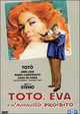 Cover Dvd Totò, Eva e il pennello proibito