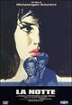 Cover Dvd DVD La notte
