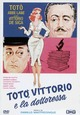 Cover Dvd Totò, Vittorio e la dottoressa