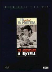 Un americano a Roma - Un giorno in pretura. Collector Edition (2 DVD) di Steno
