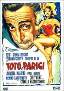 Totò a Parigi (DVD) di Camillo Mastrocinque - DVD