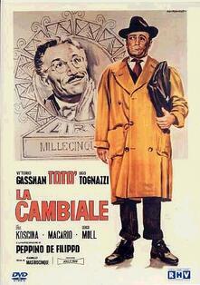 La cambiale (DVD) di Camillo Mastrocinque - DVD