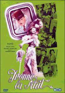 Yvonne la nuit di Giuseppe Amato - DVD