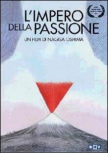 L' impero della passione di Nagisa Oshima - DVD