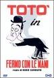 Cover Dvd Fermo con le mani