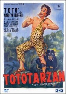 Totòtarzan di Mario Mattoli - DVD