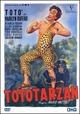 Cover Dvd DVD Totòtarzan
