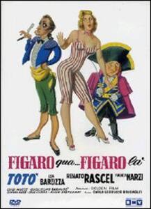 Figaro qua... Figaro là di Carlo Ludovico Bragaglia - DVD