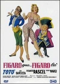 Locandina Figaro qua... Figaro là