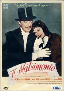 Il matrimonio di Antonio Petrucci - DVD