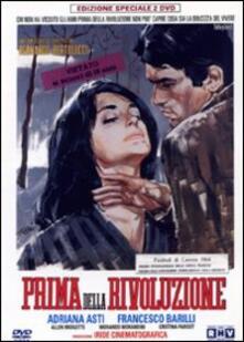 Prima della rivoluzione (2 DVD)<span>.</span> Edizione speciale di Bernardo Bertolucci - DVD