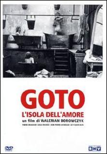 Goto, l'isola dell'amore di Walerian Borowczyk - DVD