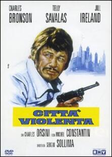 Città violenta di Sergio Sollima - DVD