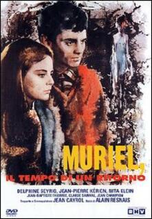 Muriel, il tempo di un ritorno di Alain Resnais - DVD