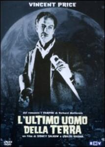 L' ultimo uomo della Terra di Ubaldo Ragona - DVD