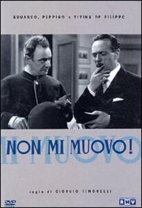Non mi muovo! di Giorgio C. Simonelli - DVD