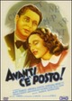 Cover Dvd Avanti c'è posto...